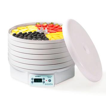 Сушилка для овощей и фруктов Ezidri Ultra FD1000 Digital White