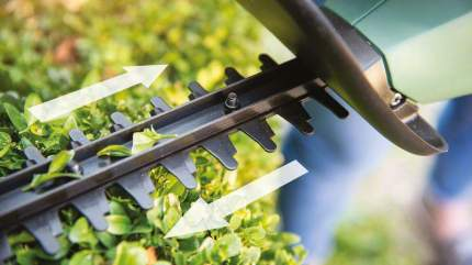 Аккумуляторный кусторез Bosch Easy HedgeCut 18-45 0600849H01 без АКБ и ЗУ