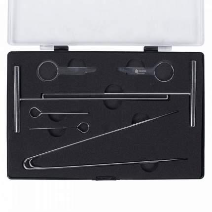 Набор для демонтажа панели приборов и медиа устройств, MB / BMW, 8 пр. 108-01007 МАСТАК