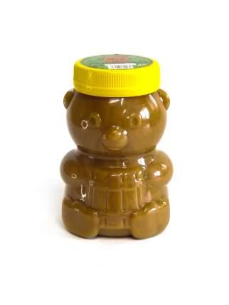 Мед Бийский пчелоцентр разнотравье Мишка с бочкой 700 г