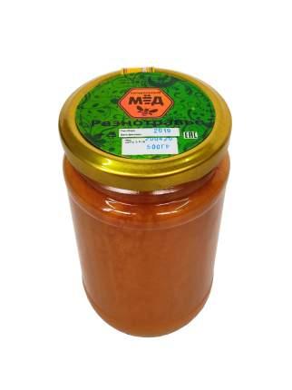 Мед Бийский пчелоцентр разнотравье 500 г