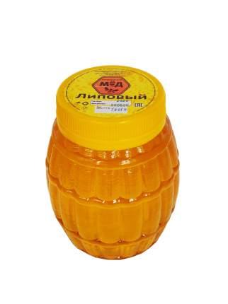 Мед Бийский пчелоцентр липовый бочка 750 г