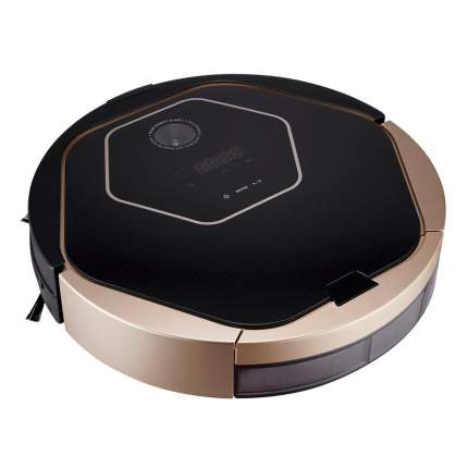 Робот-пылесос iClebo A3 Black/Gold