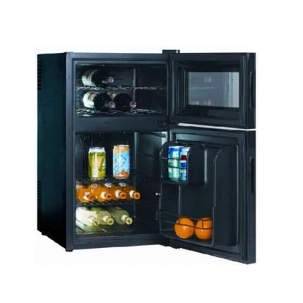 Винный шкаф Gastrorag BCWH-68 Black