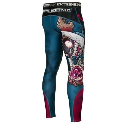 Компрессионные штаны Extreme Hobby Monkey разноцветные, M, 190 см
