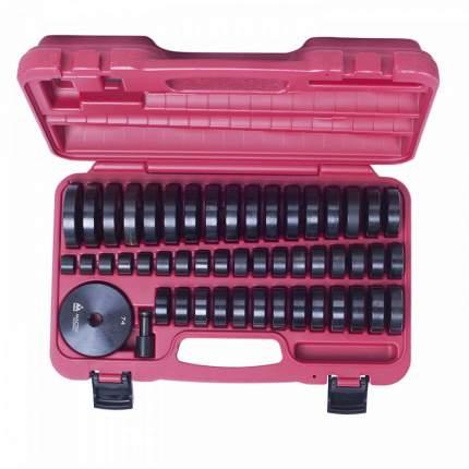 Набор оправок для монтажа подшипников, 18-74 мм, кейс, 49 предметов 100-20049C МАСТАК