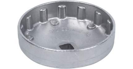 МАСТАК Съёмник масляных фильтров, 86,6 мм, 16 граней, торцевой 103-44176
