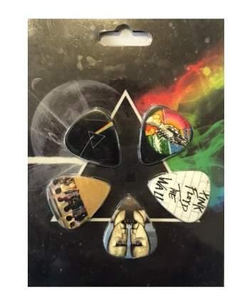 Медиаторы Rocket Pink Floyd (0,71мм.) (блистер)
