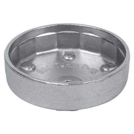 МАСТАК Съёмник масляных фильтров, 78,5 мм, 15 граней, торцевой 103-44185