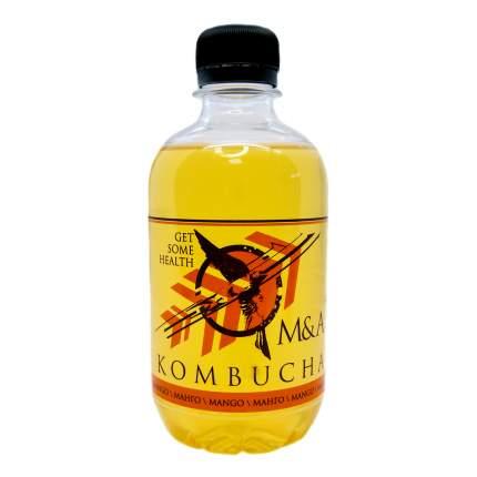 Напиток Комбуча Манго 330мл ПЭТ