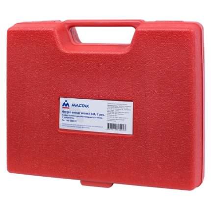 МАСТАК Набор головок для кислородных датчиков, кейс, 7 предметов 103-61007C