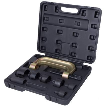 Набор оправок для монтажа сайлентблоков MB, кейс, 8 предметов 110-20008C МАСТАК