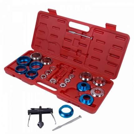 Набор оправок для монтажа сальников, 27-58 мм, кейс, 22 предмета 103-80022C МАСТАК