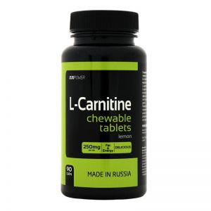 L-Карнитин XXI Power (90 жев. табл.) цитрус