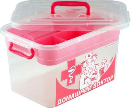 Набор контейнеров Домашний Доктор Полимербыт SGHPBKP196