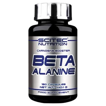 Scitec Nutrition Beta Alanine 150 капсул без вкуса