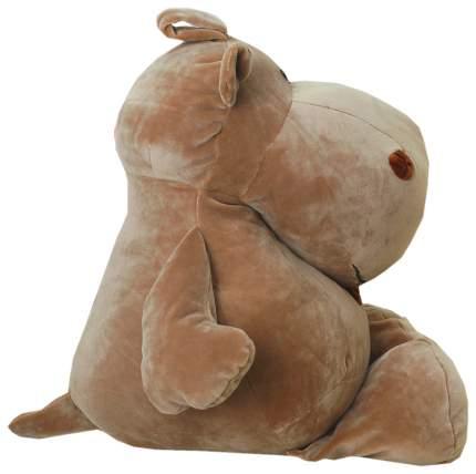 """Мягкая игрушка """"Бегемотик"""" , цвет серый, 44 см Sima-Land"""