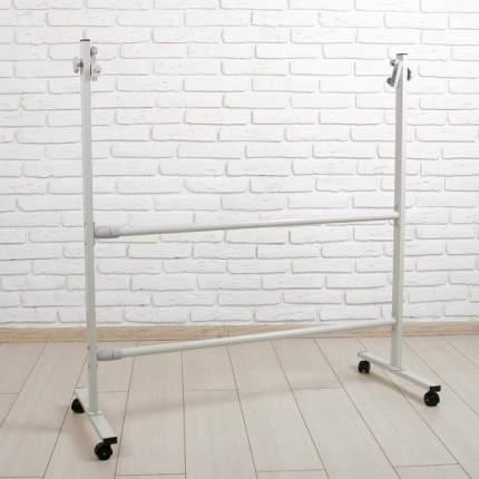 Подставка на колёсиках, регулируемая, для доски: 80 — 140 см Sima-Land