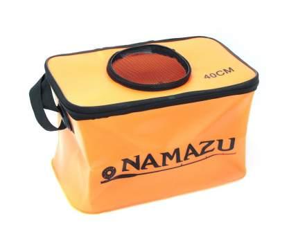 Сумка-кан Namazu складная с окном 36х22х21 см N-BOX22