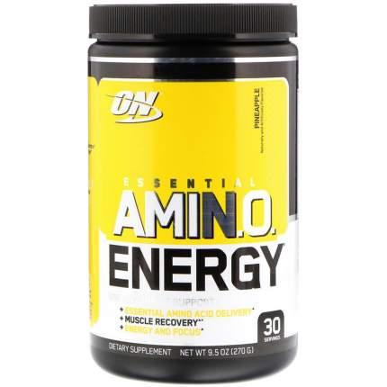 Essential Amino Energy Optimum Nutrition, 270 г, pineapple