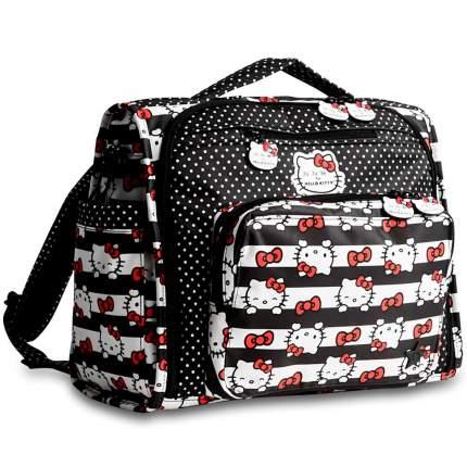 Сумка-рюкзак для мамы Ju-Ju-Be B.F.F. Hello Kitty Dots & Stripes
