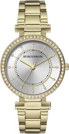 Наручные часы кварцевые женские Romanson RM8A44TLG