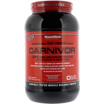 Протеин Musclemeds Carnivor 3630 г Chocolate