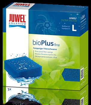 Губка для внутреннего фильтра Juwel Bio Plus L для Standart, поролон, 47 г