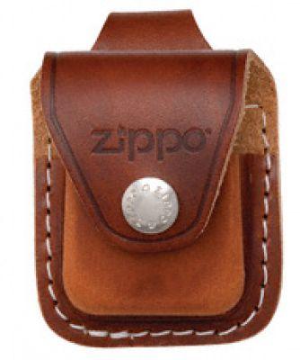 Чехол с петлей ZIPPO LPLB коричневый