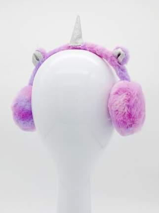 Наушники утепленные Единорог с ушками MM07851 розовые