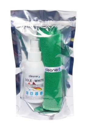 Набор для обуви Sole-White с фиброй 100 мл