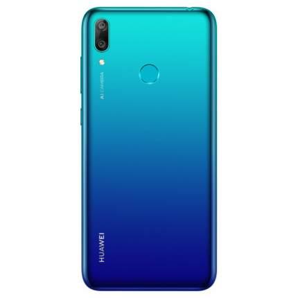 Смартфон Huawei Y7 (2019) 32Gb Blue