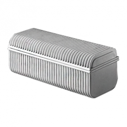 Увлажнитель на батарею горизонтальный Di Martino 21х8 см