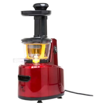 Соковыжималка шнековая Kitfort КТ-1101-2 Red