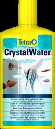 Кондиционер для аквариума Tetra CrystalWater 500мл
