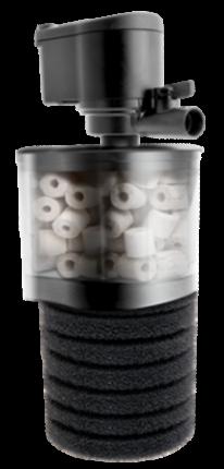 Фильтр для аквариума внутренний Aquael Turbo 2000, 2000 л/ч, 27 Вт