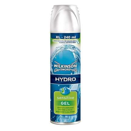 Гель для бритья Hydro Sensitive Gel, 240 ml