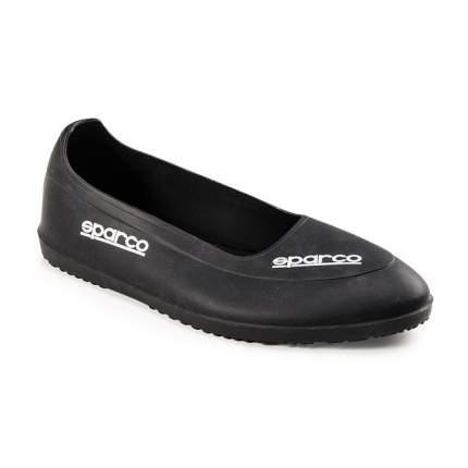 Обувь дождевые (калоши) RALLY BOOT RAIN, черный, р-р XL (43,5-45) Sparco 002431XLN