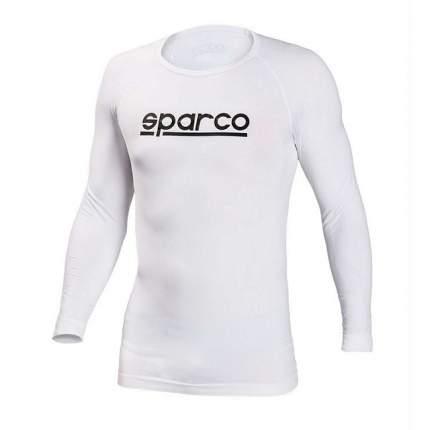 Sparco SPARCO 002284MBIXSS Майка для картинга LONG SLEEVE SEAMLESS,белая,XS/S Sparco 00228