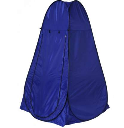 Тент для душа/туалета ZH-A027-B blue