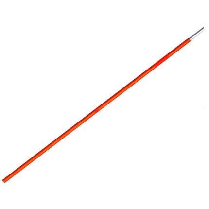 Дуга алюминевая 9,5 мм красная 1 шт (TRA-101)