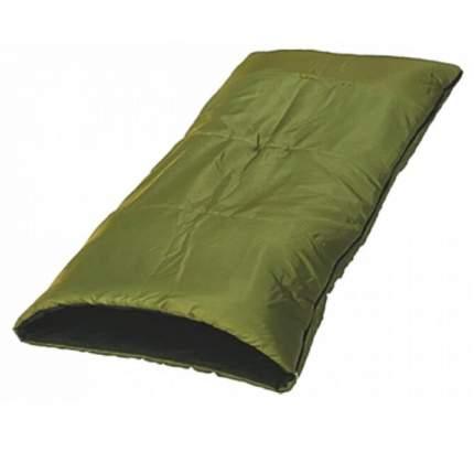 Спальный мешок Чайка СО2 зеленый, правый
