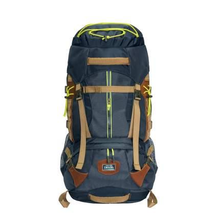 Рюкзак трекинговый Р-55+10С синий Aquatic