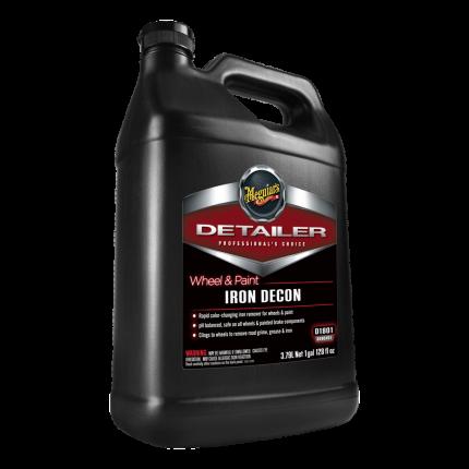 Средство для ухода за колесными дисками Wheel & Paint Iron DECON, 3,78 л., D180101
