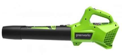 Аккумуляторная воздуходувка Greenworks 2404807 без АКБ и ЗУ