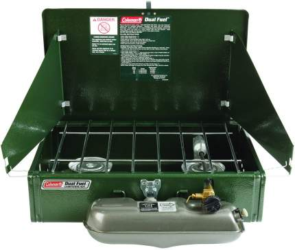 Плитка туристическая бензиновая Burner Compact 424