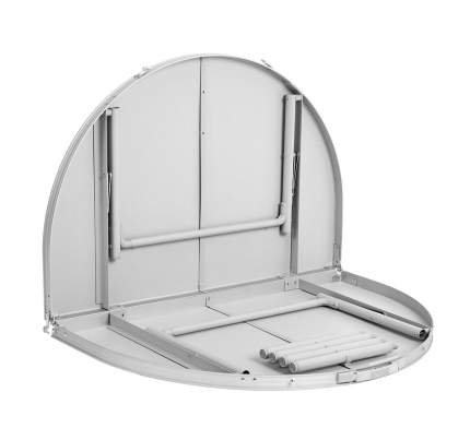 Стол складной овальный (алюминий) (N-FTO-21407A) NISUS  (пр-во ГК Тонар)