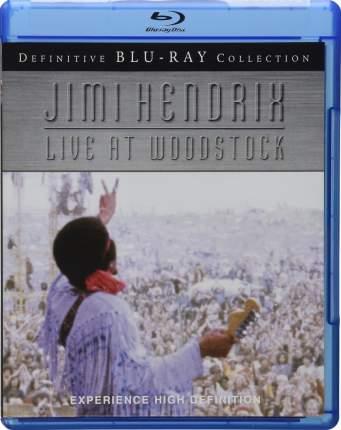 Видеодиск Jimi Hendrix / Live At Woodstock (Blu-ray)