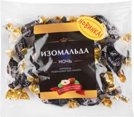 Карамель леденцовая Изомальда ночь без сахара 150 г