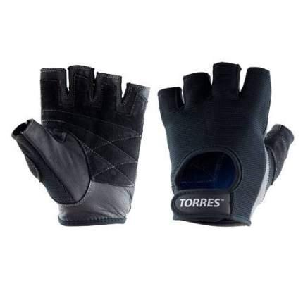 Перчатки для фитнеса Torres PL6047, black, L